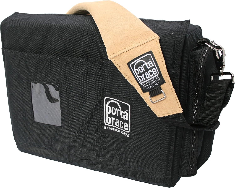 Black PortaBrace PB-PACKERB750 Camera Case