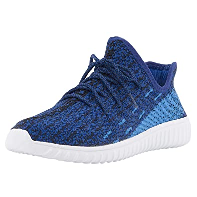 18a455c35e6 Raoendis Running Shoes Lightweight Fashion Mesh Sneakers-Men's Women's Jill Athletic  Shoes Breathable Casual Trainers