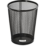 Rolodex Mesh Collection Jumbo Pencil Cup, Black 2-Pack