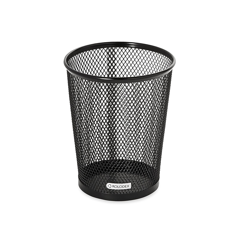 Amazon.com: Rolodex Mesh Collection Jumbo Pencil Cup, Black (62557 ...