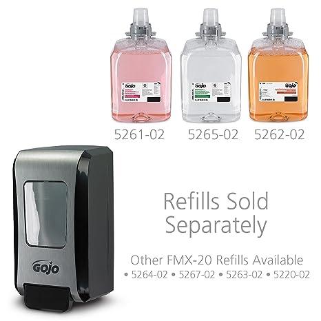 GOJO dispensador de jabón líquido: Amazon.es: Industria, empresas y ciencia