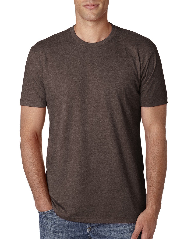 Next Level Apparel メンズ CVC クルーネック ジャージ Tシャツ B014WDB540 4L|エスプレッソ エスプレッソ 4L