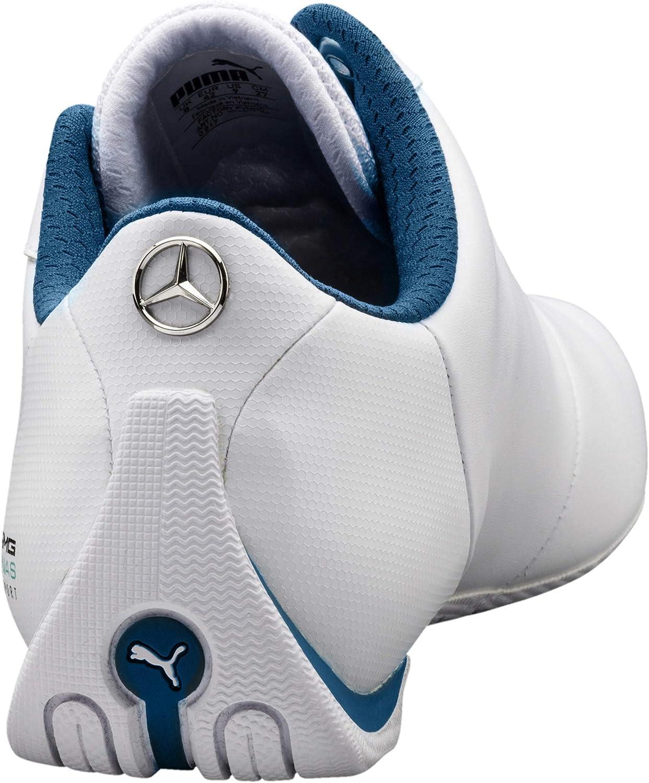 PUMA Basket Mercedes AMG Petronas Future Cat Puma White-Blue Coral 7.5