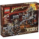 LEGO - 7199 - Jeu de construction - Indiana Jones - Le Temple maudit