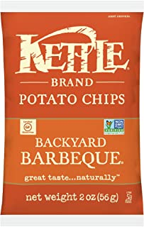 product image for Kettle Brand Potato Chips, Backyard Barbeque, 2 Ounce Bag (Pack of 24)