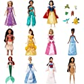 "Set-of-11 Disney Princess 11"" Classic Doll Collection Gift Set + Plush Toy"