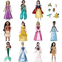 Set-of-11 Disney Princess 11