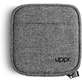 UPPERCASE ORGANIZER 5.0 Small Portable Electronics Accessories Travel Storage Pouch Compatible with MacBook Chargers and Othe