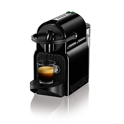 Nespresso Inissia Coffee Machine, Black by Magimix