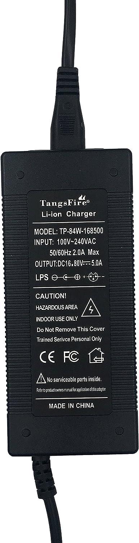 TangsFire 16.8V 5A Ladeger/ät 4S 14.4V 14.8V Li-Ion-Ladeger/ät 16.8V Lithium-Polymer-Akku Ladeger/ät