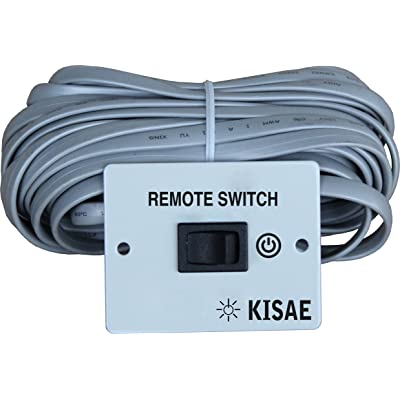 KISAE Technology RM1201-00 Inverter Remote On/Off Switch: Garden & Outdoor