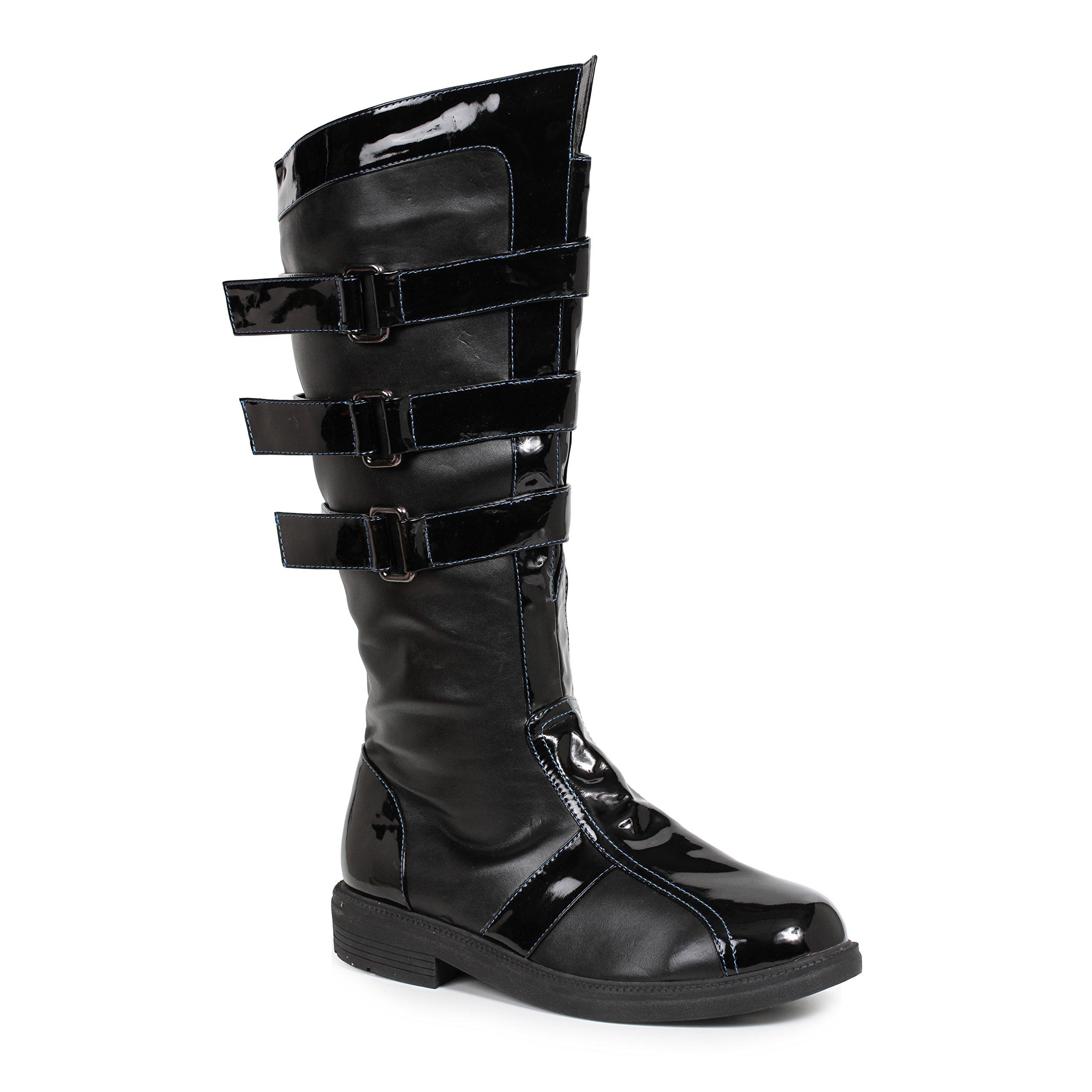 Ellie Shoes Men's 1'' Black Boot Sizes L BLK