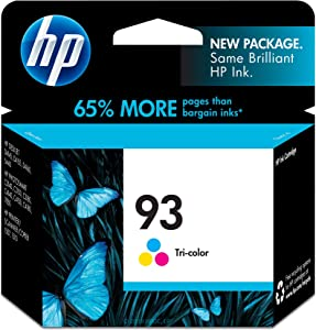 HP 93 | Ink Cartridge | Tri-color | C9361WN