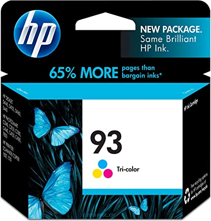 Amazon.com: HP 93 (C9361WN) Cartucho de tinta tricolor ...
