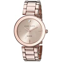 Women's Genuine Diamond Dial Bracelet Watch