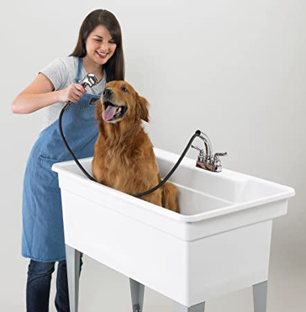 Brand new Big Benny XXL Wash Basin Sink Basin Dog Bath: Amazon.co.uk: DIY  JX85