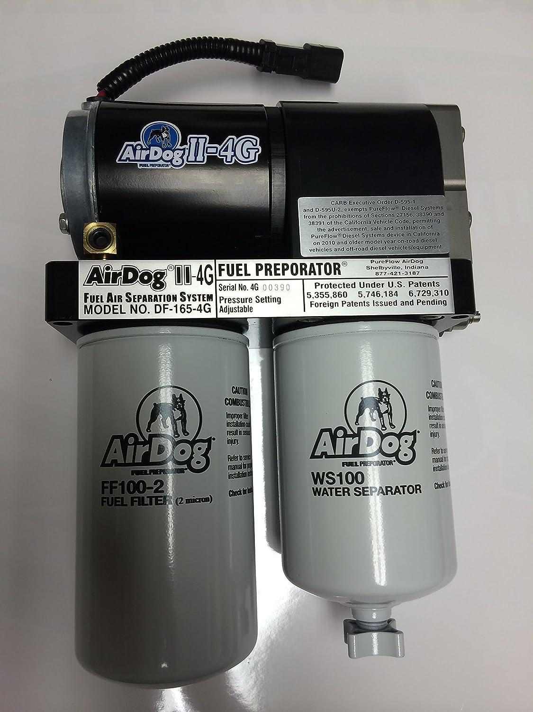 Pureflow Airdog A6sabc410 Fuel Pump Automotive Filters