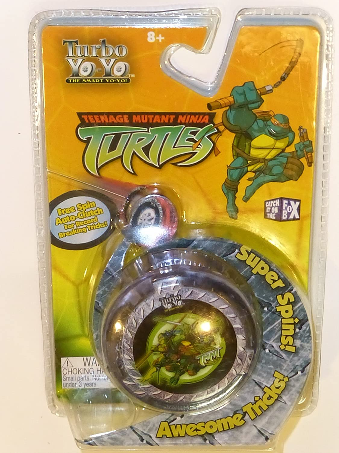 Amazon.com: TURBO YO-YO Teenage Mutant Ninja Turtles: Toys ...
