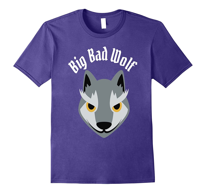 Big Bad Wolf Pack t-shirt-FL