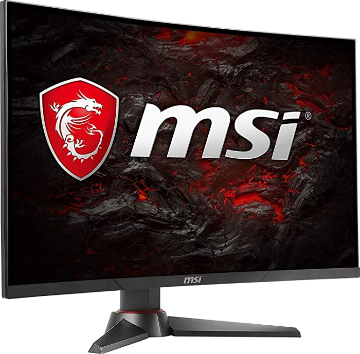 "MSI Optix MAG270VC 27"" 144Hz 1ms Full HD Curved Gaming Monitor (Renewed)"