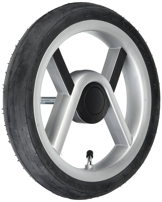 Mutsy Igo Stroller Optional Air Rear Wheel Set, Black by Mutsy: Amazon.es: Bebé