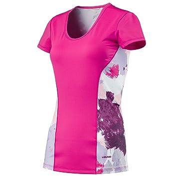 164 Magenta Head Girls Vision Graphic Vision Graphic T-shirt