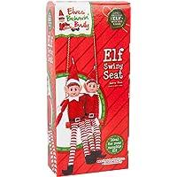Christmas Elf Swing Seat Decoración navideña festiva del