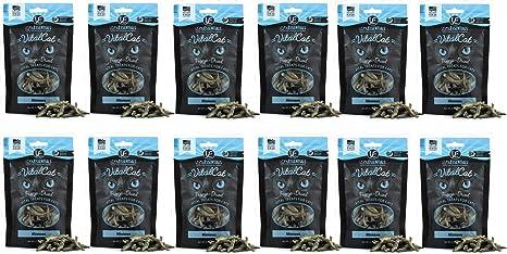 Amazon.com: Gato Vital congelado mordida tamaño nutrientes ...