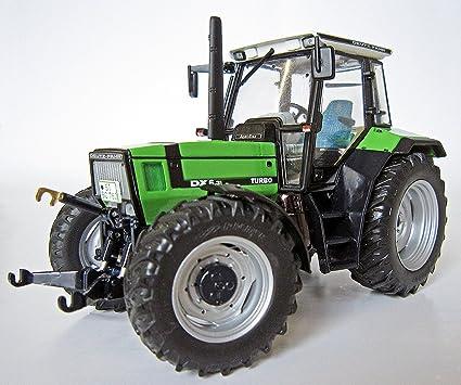 Weise Toys Deutz-Fahr AgroStar DX 6.31 (1990-1993) Turbo Tractor