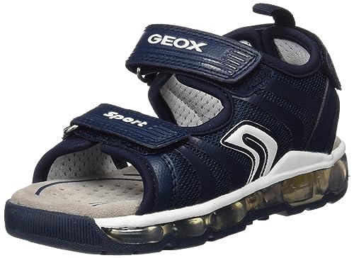 8aac0e8f Geox J Sandal Android Boy B, Sandalias para Niños: Amazon.es: Zapatos y  complementos