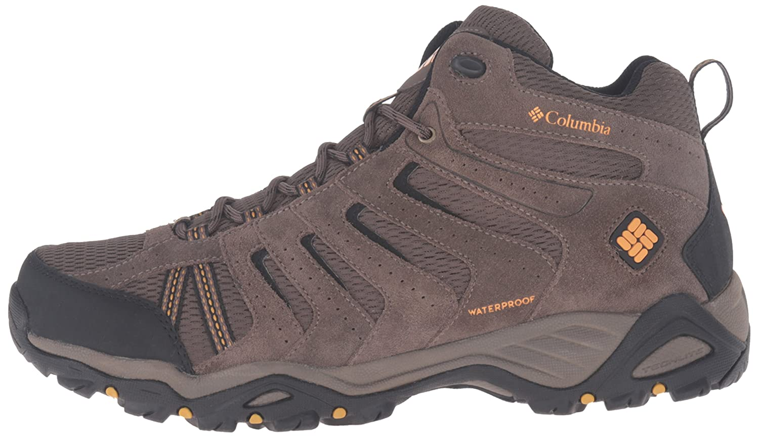 ddfd0963d2fdd3 Columbia Mens North PlainsTM Ii Waterproof Mid Hiking Boot  Amazon.ca  Shoes    Handbags