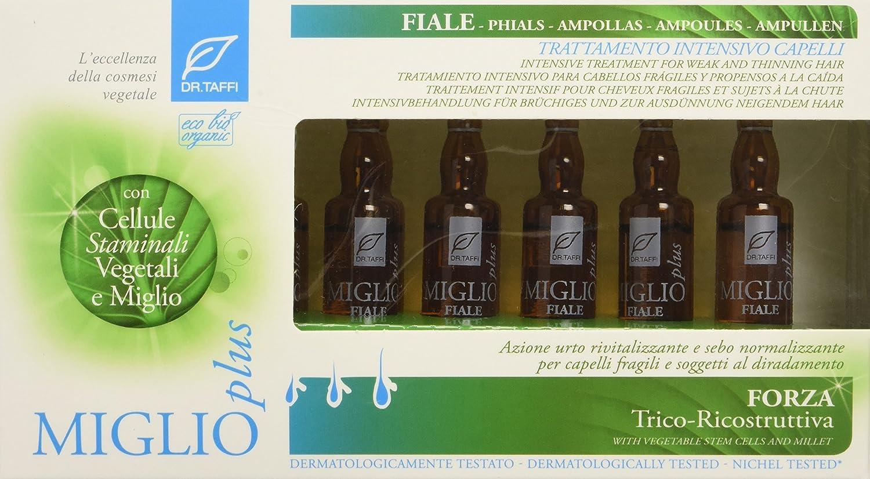 MiglioPlus - Dr. Taffi Fiale Miglio Plus - 250 gr T3133