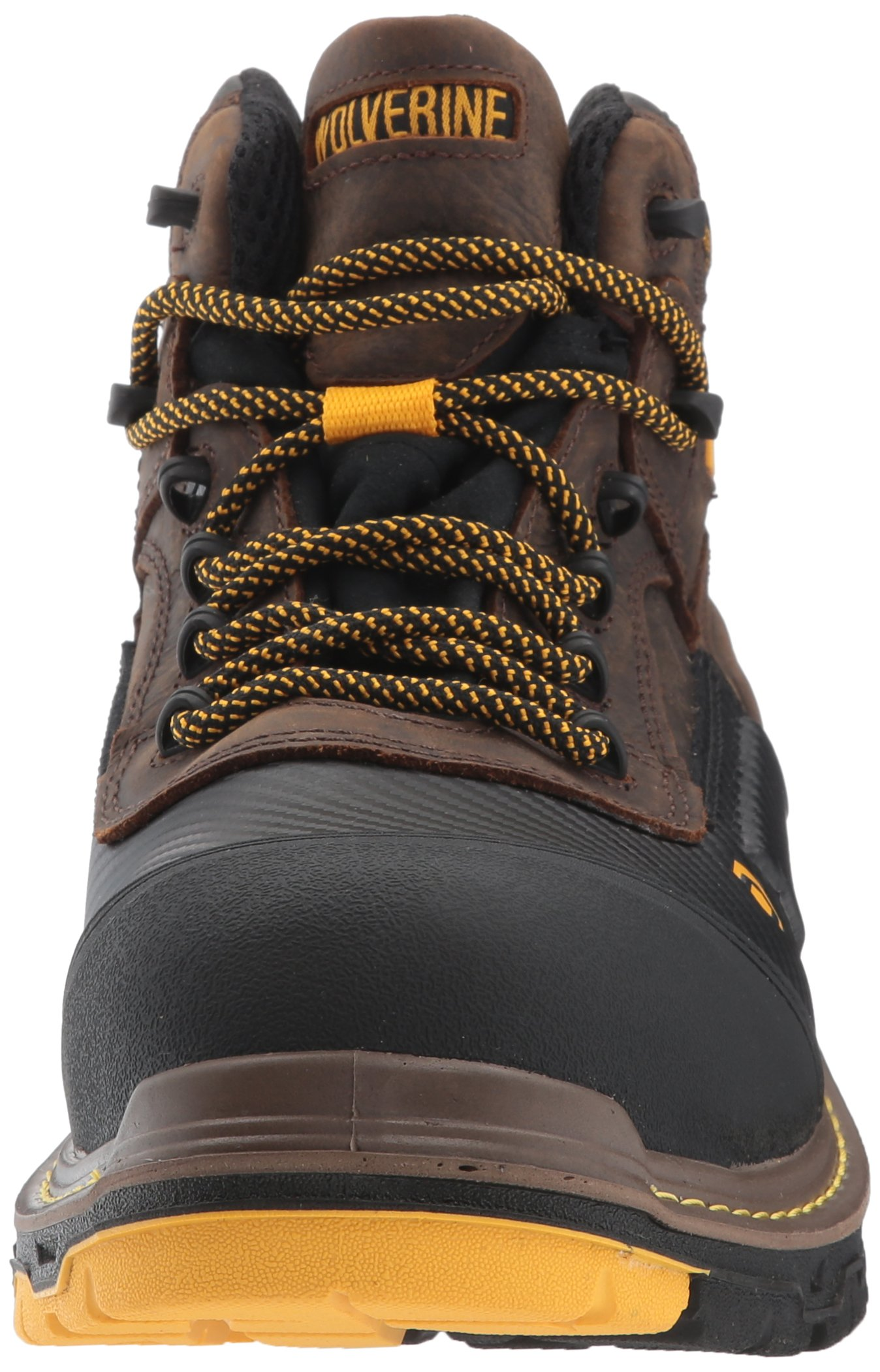 Wolverine Men's Overpass 6'' Composite Toe Waterproof Insulated Work Boot by Wolverine (Image #4)
