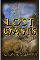 Lost Oasis (Zack Tolliver, FBI Book 8) Kindle Edition