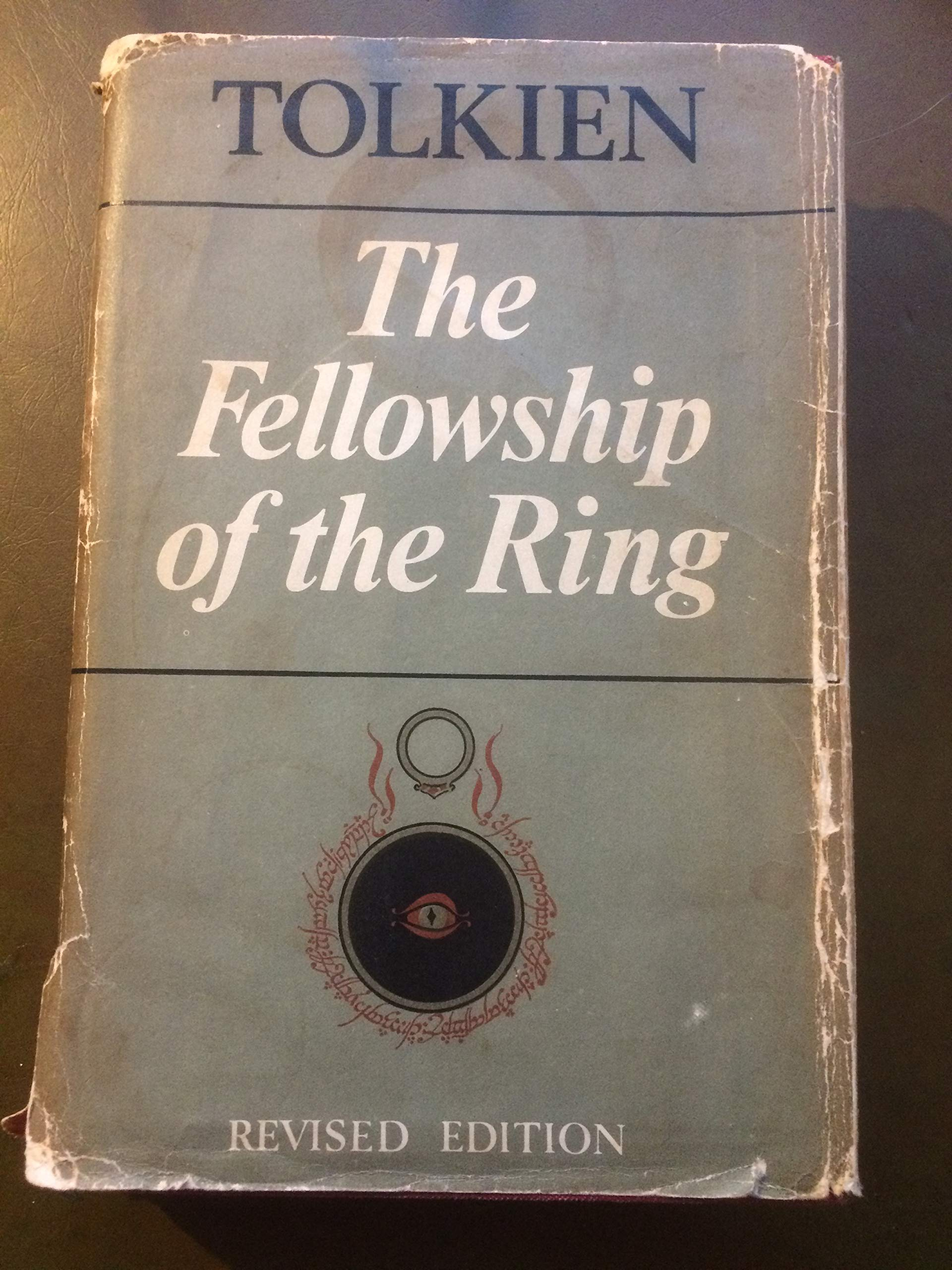 The fellowship of the ring: Amazon.es: J. R. R. Tolkien: Libros