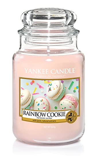 Candele Yankee Candle.Amazon Com Yankee Candle 5038581033167 Scented Candles Pink