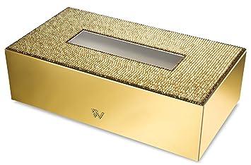 Starlight Rechteckige Taschentuchbox Tablett Spender Tissue Fall für ...