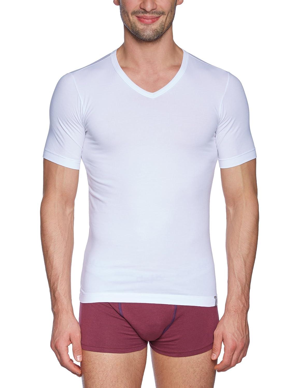 Schiesser Shirt 1//2 Arm Canottiera Uomo