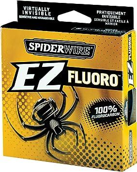 Spiderwire EZ Fluorocarbon Fishing Line