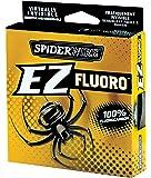 Spiderwire EZ - Sedal de pesca (fluorocarbono, 182 m, 2,7 - 6,8 Kg de resistencia)