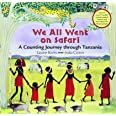 We All Went on Safari: A Counting Journey Through Tanzania (English and Swahili Edition)
