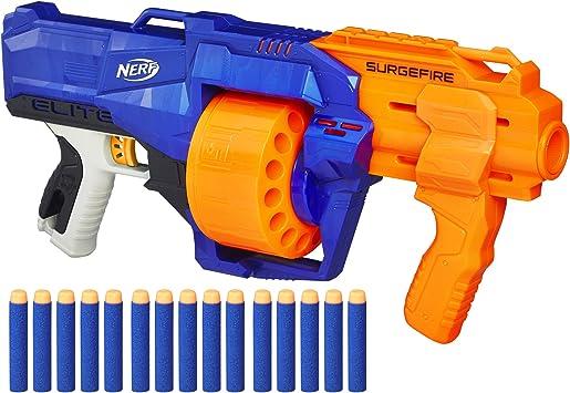 Comprar Nerf Elite Surgefire (Hasbro E0011EU4)