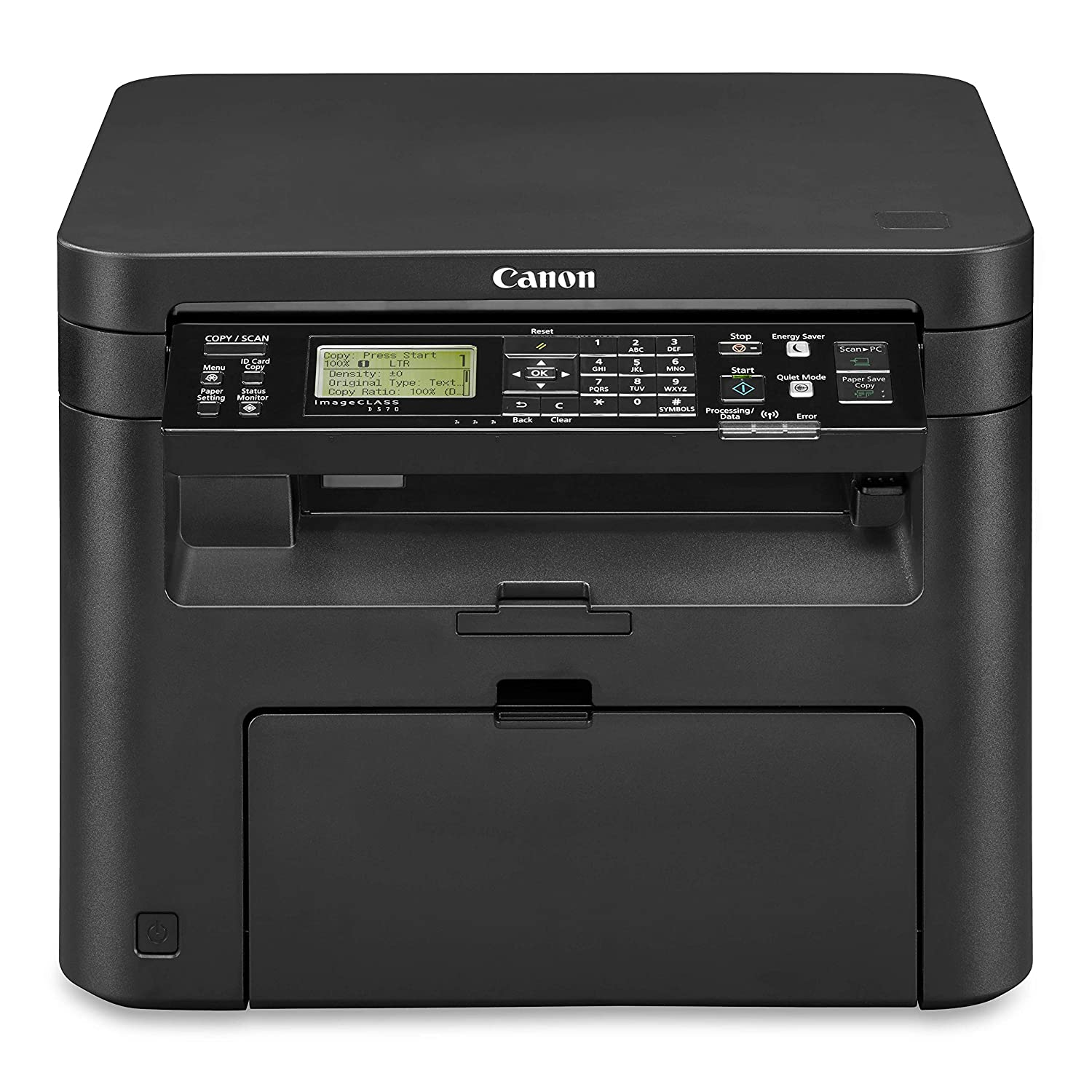 Canon imageCLASS D570 Monochrome Laser Printer with Scanner and Copier