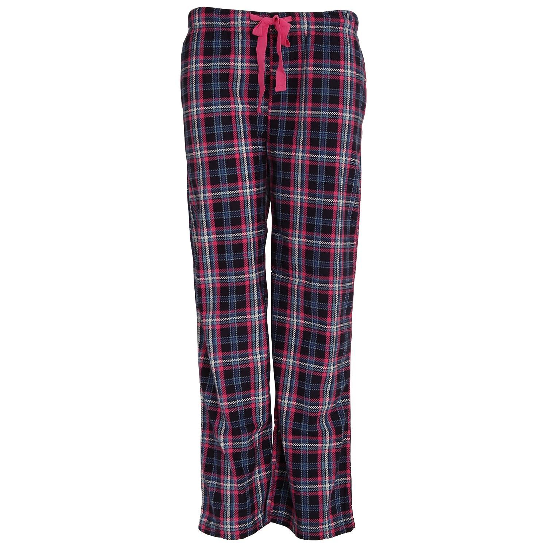 Forever Dreaming - Pantalón largo a cuadros de pijama para mujer