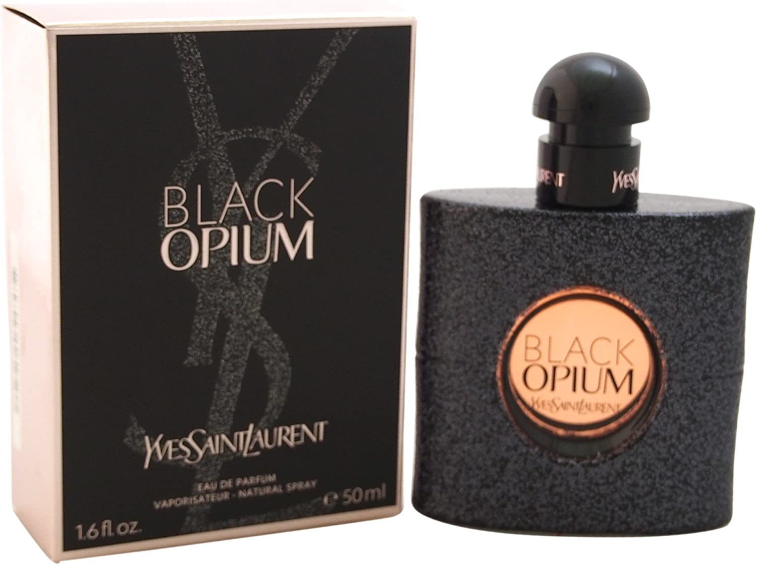 Yves Saint Laurent - Black Opium - EDP Spray, 50 ml: Amazon.es