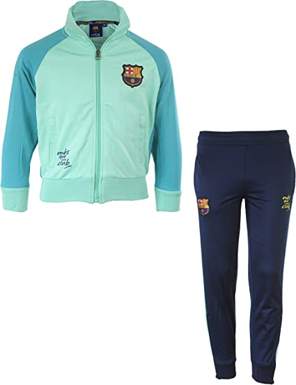 Fc Barcelone Veste zipp/ée Barca Collection Officielle Taille Enfant gar/çon