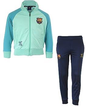 Fc Barcelone Survêtement Barca - Collection Officielle Taille Enfant garçon  8 Ans 8c28aece5dd