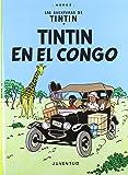 Tintin en el Congo (en espagnol). Las aventuras deTintin