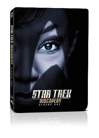 TV STAR TREK DISCOVERY T1 Edición Metálica Limitada Hasta Fin de Existencias [Blu-ray]