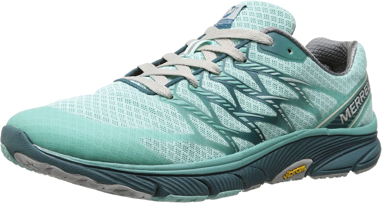 Merrell Bare Access Ultra Trail Running Shoe, Color Azul, Talla 38.5 EU: Amazon.es: Zapatos y complementos